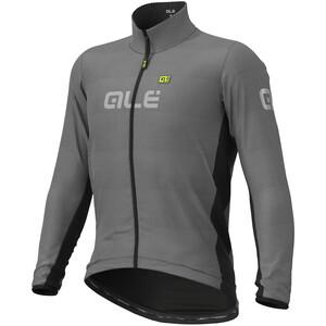 Alé Cycling Guscio Black Reflective Veste Homme, gris/noir gris/noir