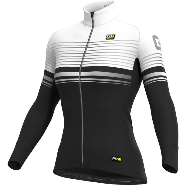 Alé Cycling Graphics PRR Slide Micro Jersey Women black-white