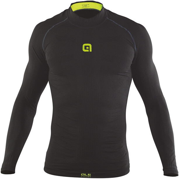 Alé Cycling Seamless S1 Carbon Shirt Men black