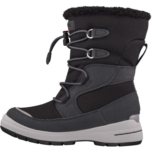 Viking Footwear Totak GTX Winterstiefel Kinder black/charcoal