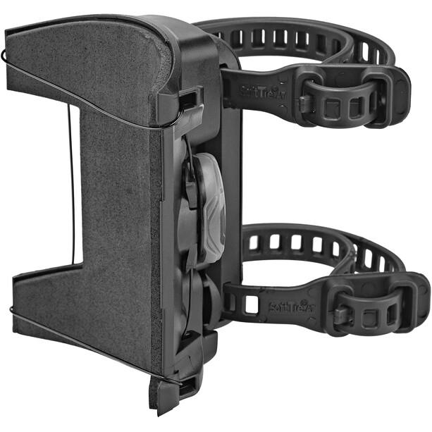 Fidlock Twist Uni Connector Flaschenhalter inkl. Uni Base Mount black