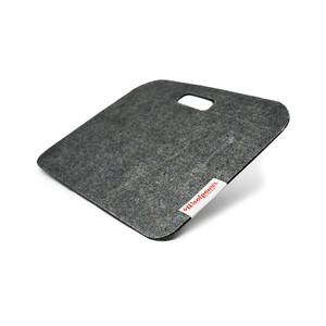 Woolpower Sit Pad L grå grå