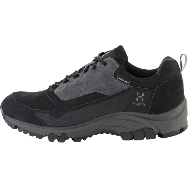 Haglöfs Skuta Low Proof Eco Schuhe Herren true black/magnetite