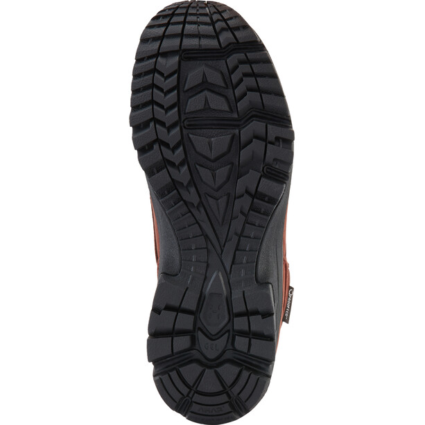 Haglöfs Kummel Proof Eco Shoes Dam Maroon Red