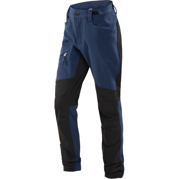 Haglöfs Rugged Flex Hose Jugend tarn blue/true black