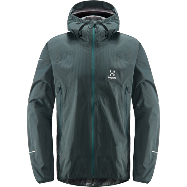 Haglöfs L.I.M Proof Multi Jacket Herr Mineral