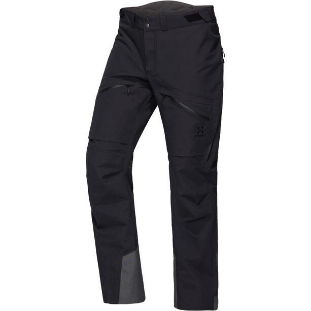 Haglöfs Nengal 3L Proof Pants Herr True Black