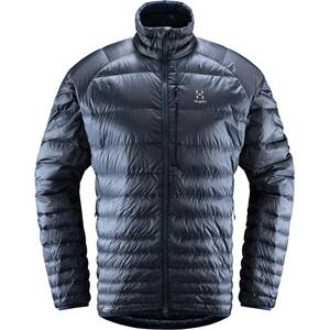 Haglöfs Essens Down Jacket Herr Dense Blue/Tarn Blue Dense Blue/Tarn Blue