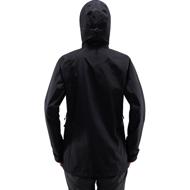 Haglöfs Grym Evo Jacket Dam True Black