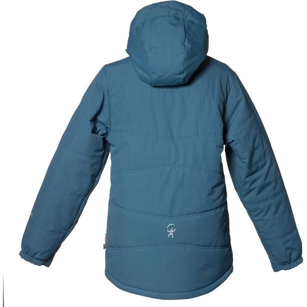 Isbjörn Freeride Winter Jacket Ungdomar petrol