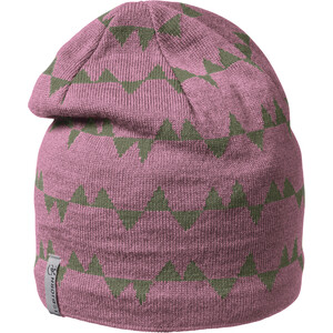 Isbjörn Hawk Knitted Cap Barn dusty pink dusty pink