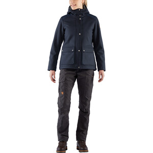 Fjällräven Greenland Re-Wool Jacke Damen night sky night sky