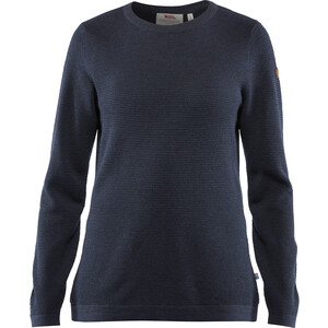 Fjällräven High Coast Merino Sweater Damen blau blau