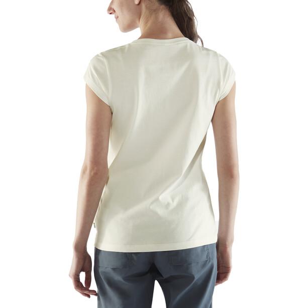 Fjällräven Greenland T-Shirt Damen eggshell