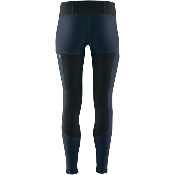 Fjällräven Abisko Trail Tights Damen navy-dark navy