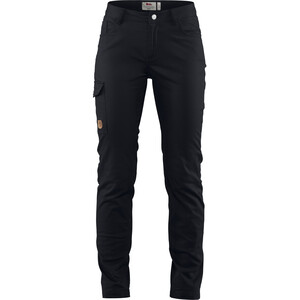 Fjällräven Greenland Stretch Hose Damen black black