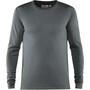 Fjällräven High Coast Lite Merino Strick Shirt Herren thunder grey