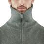 Fjällräven Greenland Re-Wool Sweater Herren thunder grey