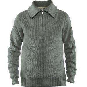 Fjällräven Greenland Re-Wool Sweater Herren thunder grey thunder grey