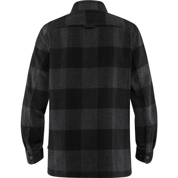 Fjällräven Canada Shirt Herren black