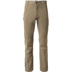Craghoppers NosiLife Pro II Pantaloni Uomo, beige beige