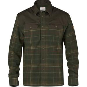 Fjällräven Granit Shirt Herren green green