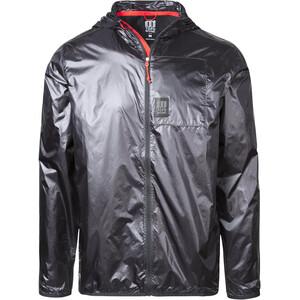 Topo Designs Ultralight Jacke Herren black black