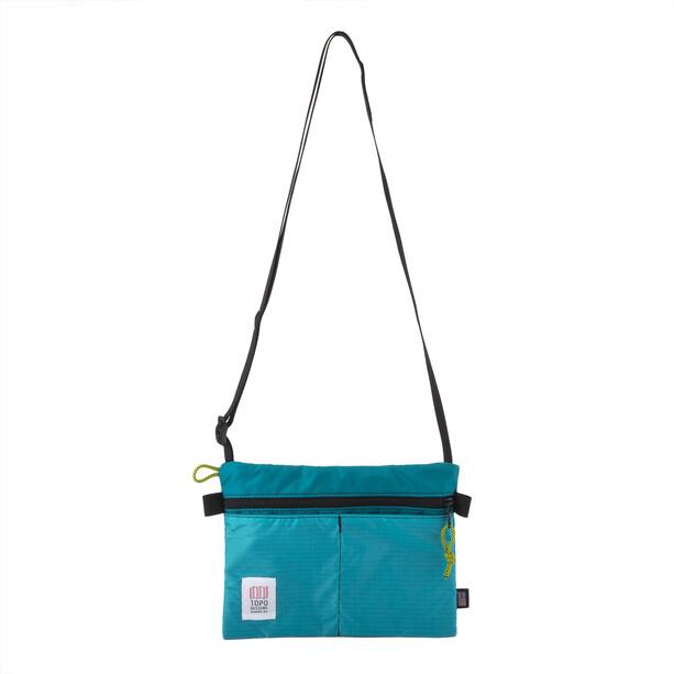 Topo Designs Zubehör Schultertasche turquoise