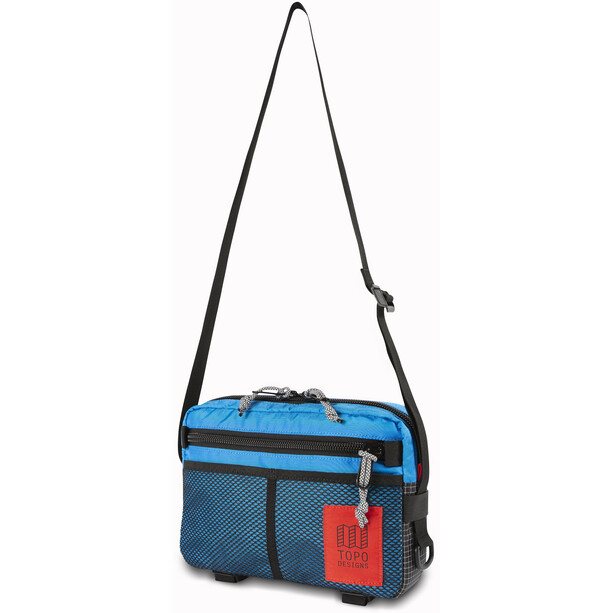 Topo Designs Block Tasche blue