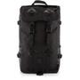 Topo Designs Klettersack Rucksack ballisticblack/black leather