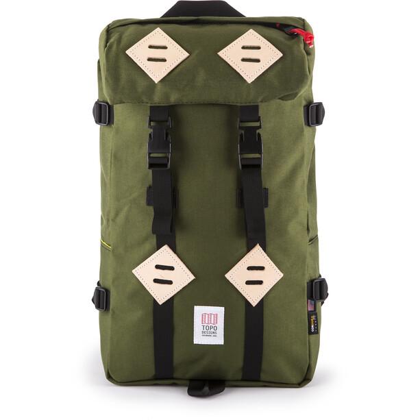 Topo Designs Klettersack Rucksack olive