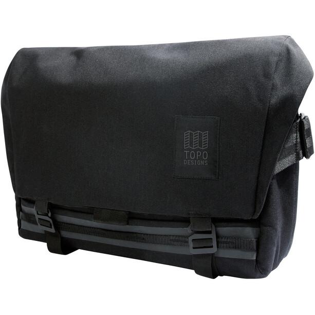 Topo Designs Lähettilaukku, musta