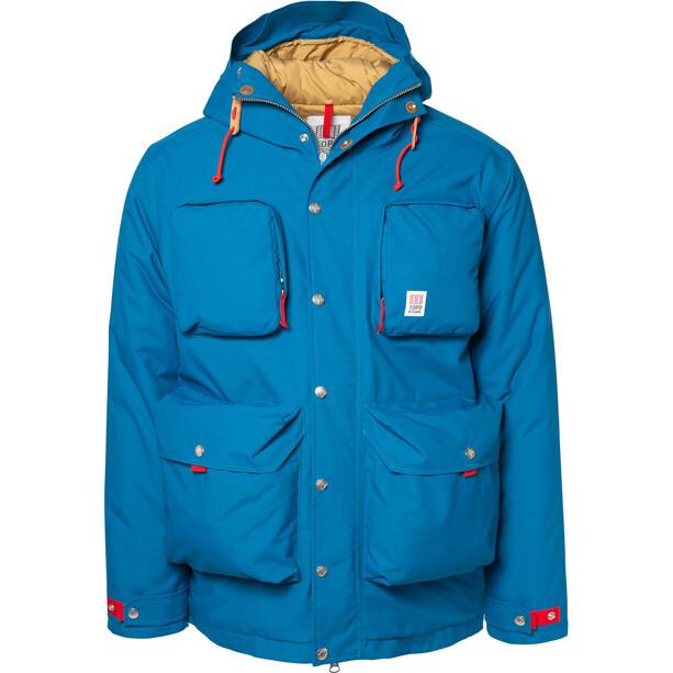 Topo Designs Mountain Jacke blue