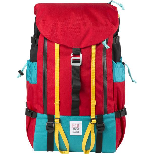 Topo Designs Mountain Sac, rouge