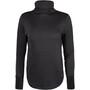Topo Designs Tech Rollkragen Langarmshirt Damen black