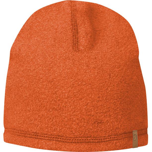 Fjällräven Lappland Fleecemütze safety orange