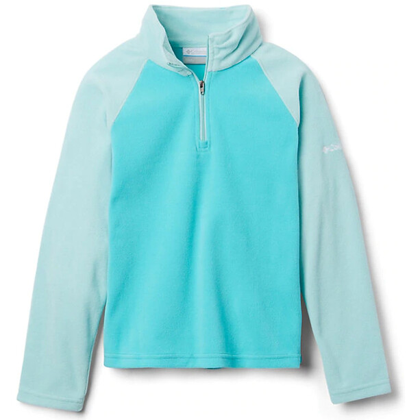Columbia Glacial Fleece Half Zip Mädchen geyser/spray