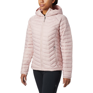 Columbia Powder Lite Kapuzenjacke Damen dusty pink dusty pink