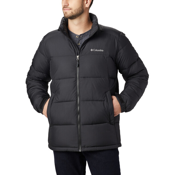 Columbia Pike Lake Jacke Herren black