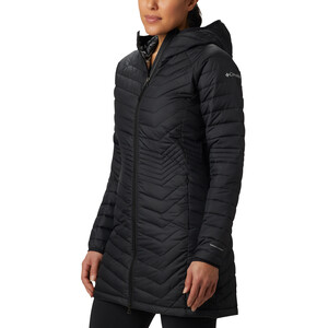 Columbia Powder Lite Mid Jacke Damen black black