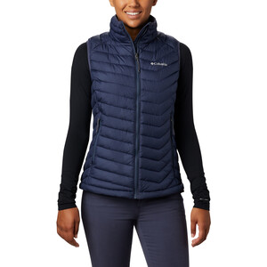 Columbia Powder Lite Weste Damen nocturnal nocturnal