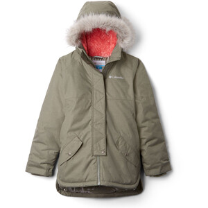 Columbia Carson Pass Mid Jacke Mädchen cypress heather cypress heather
