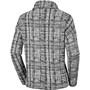 Columbia Chillin Fleece Pullover Damen black plaid print