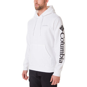 Columbia Viewmont II Sleeve Graphic Hoodie Herren white white