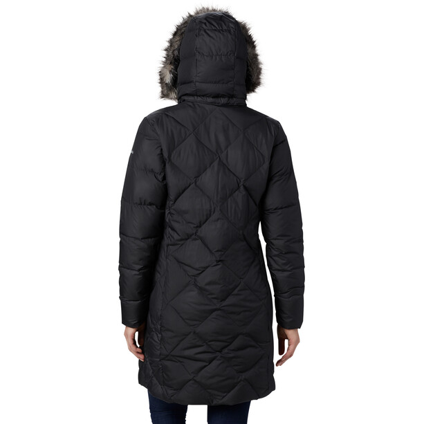 Columbia Icy Heights II Mittellange Daunenjacke Damen black