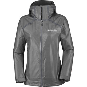 Columbia OutDry Ex Reign Jacket Women charcoal heather charcoal heather