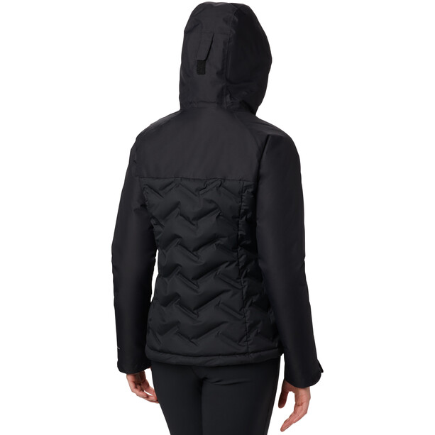 Columbia Grand Trek Daunenjacke Damen black