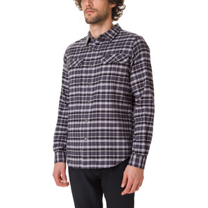 Columbia Flare Gun Stretch Flannel Shirt Herren shark grid shark grid