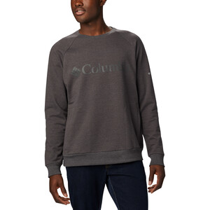 Columbia Columbia Lodge Rundhals-Pullover Herren shark heather shark heather
