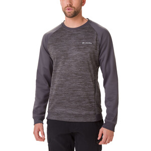 Columbia Tech Trail Midlayer Rundhals-Pullover Herren shark shark